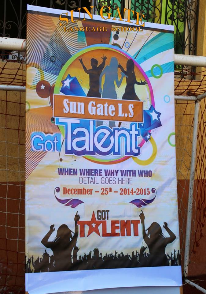 Sun Gate Got Talent